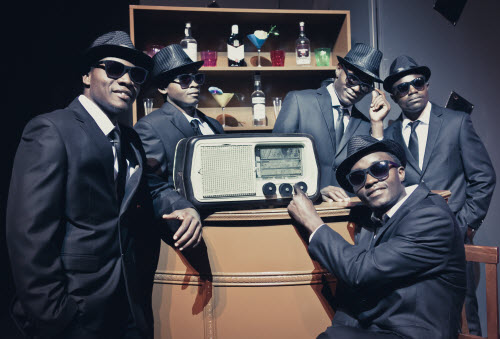THE BLACK BLUES BROTHERS NA TICKETPORTAL.CZ