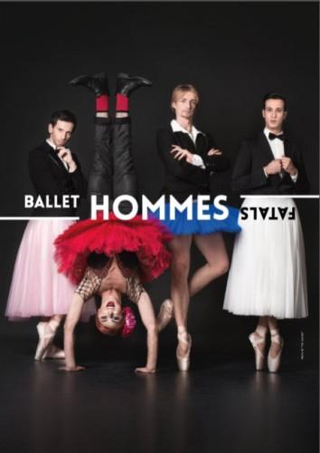 BALLET HOMMES FATALS NA TICKETPORTAL.CZ