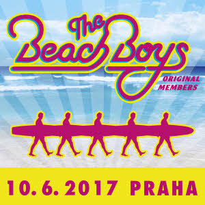 THE BEACH BOYS 2017 NA TICKETPORTAL.CZ