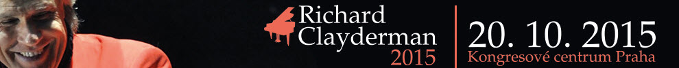 RICHARD CLAYDERMAN 2015