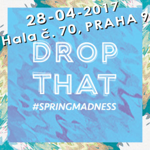 Drop That 2017 na ticketportal.cz