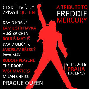 A TRIBUTE TO FREDDIE MERCURY 2016