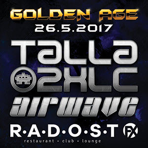 GOLDEN AGE: OLDSCHOOL 2017 NA TICKETPORTAL.CZ