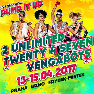 PUMP IT UP 2017 NA TICKETPORTAL.CZ