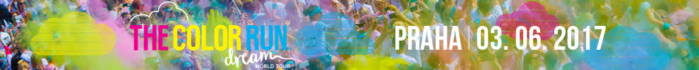 THE COLOR RUN 2017 NA TICKETPORTAL.CZ