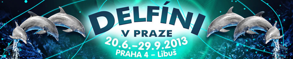 !!! DELFNI V PRAZE !!!