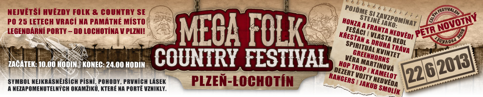 LOCHOTÍN 2013 Folk & Country