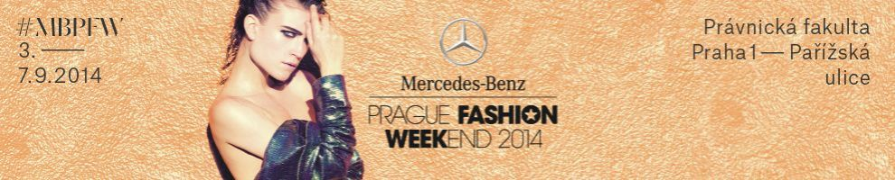 Mercedes-Benz Prague Fashion Weekend 2014