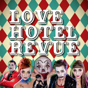 LOVE HOTEL REVUE PRAGUE ON TICKETPORTAL.CZ