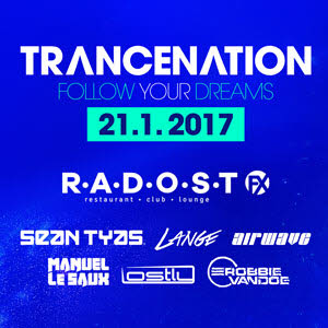 TRANCENATION 2017 NA TICKETPORTAL.CZ
