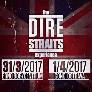 THE DIRE STRAITS EXPERIENCE NA TICKETPORTAL.CZ