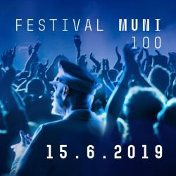 Festival MUNI 100 / Vojtěch Dyk & B-Side Band