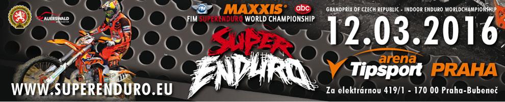 MAXXIS FIM SUPERENDURO WORLD CHAMPIONSHIP