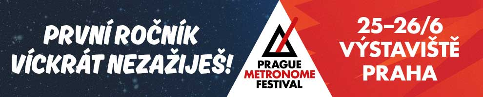 PRAGUE METRONOME FESTIVAL