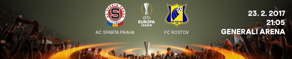 AC Sparta Praha - FC Rostov