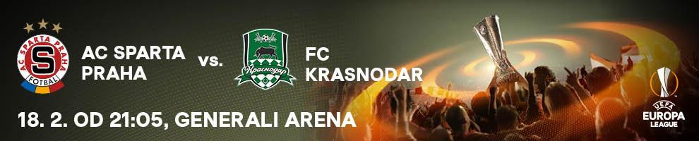 AC Sparta Praha - FC Krasnodar