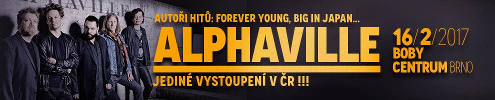 ALPHAVILLE<br>Tour 2016-2017