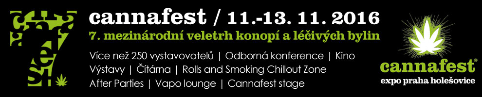 CANNAFEST PRAGUE 2016