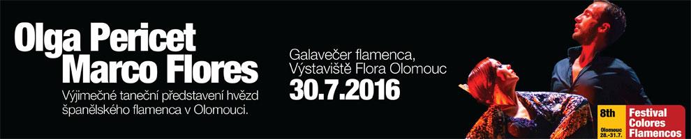 Colores Flamencos 2016: Galavečer flamenca