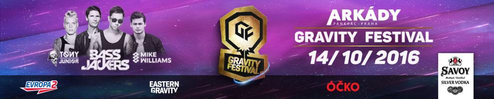 GRAVITY FESTIVAL 2016