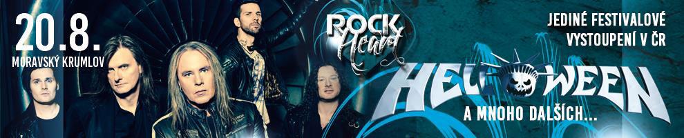HELLOWEEN Rock Heart