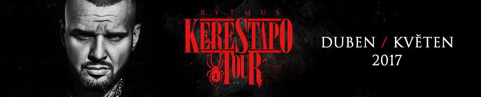 RYTMUS KERESTAPO TOUR 2017