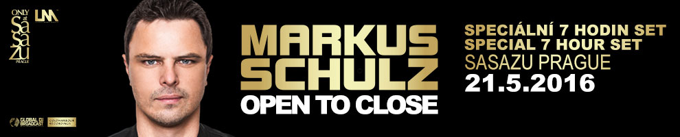Markus Schulz Open to Close