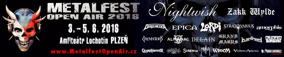 METALFEST OPEN AIR 2016