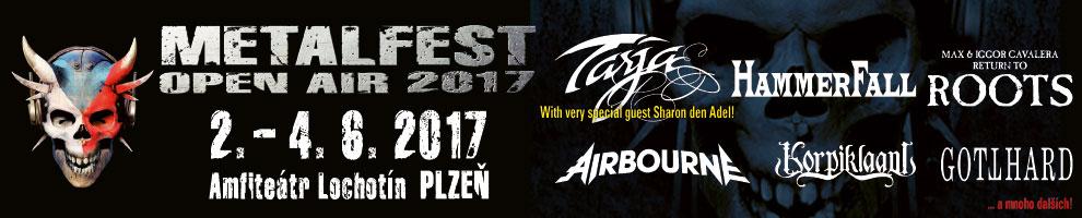 METALFEST OPEN AIR 2017