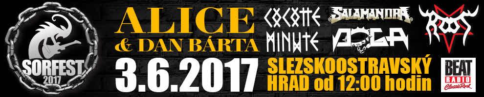 Slezskoostravský Rock-Fest 2017