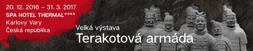 TERAKOTOVÁ ARMÁDA VELKÁ VÝSTAVA