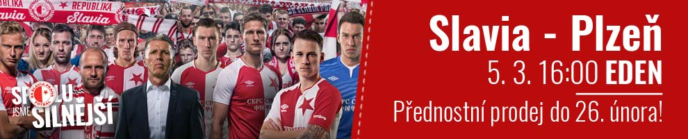 SK Slavia Praha x FC Viktoria Plzeň